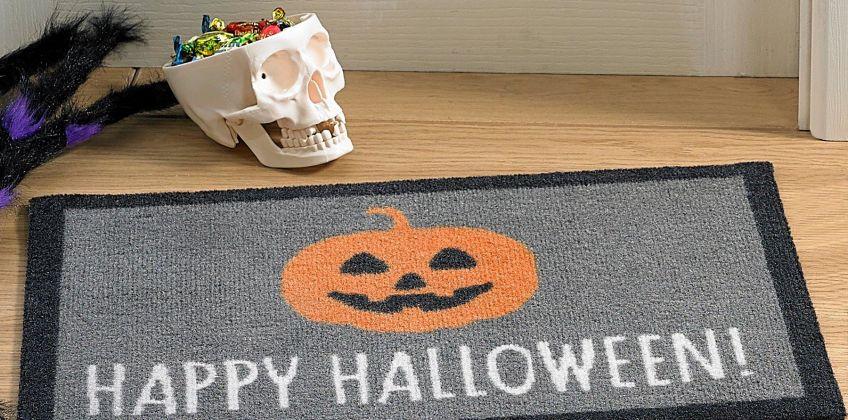 Happy Halloween Doormat from Studio