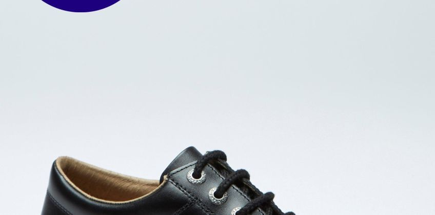 Girls Kickers Kick Lo Shoes from Studio