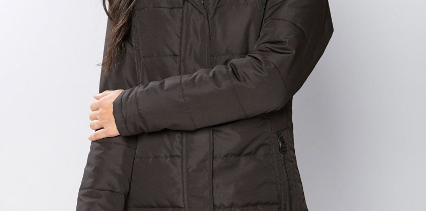 Regatta Fermina 11 Faux Fur Trim Hooded Coat from Studio
