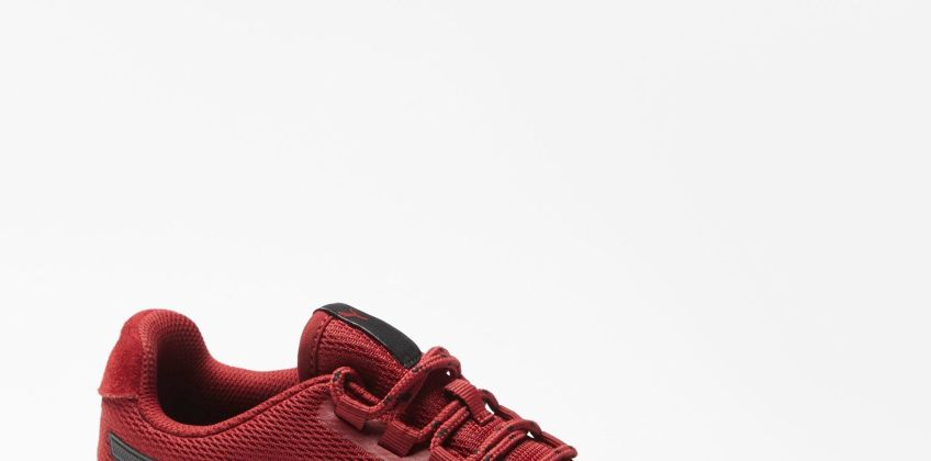 Puma Pacer Next FS Burgundy Trainers from Studio