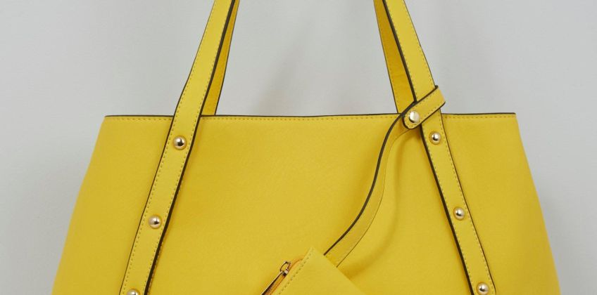 Shopper Handbag with Matching Purse from Studio