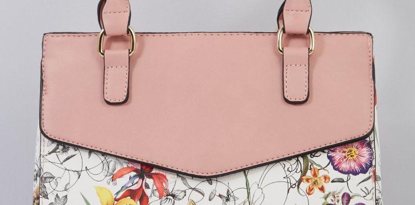 Sketch Floral Grab Bag from Studio
