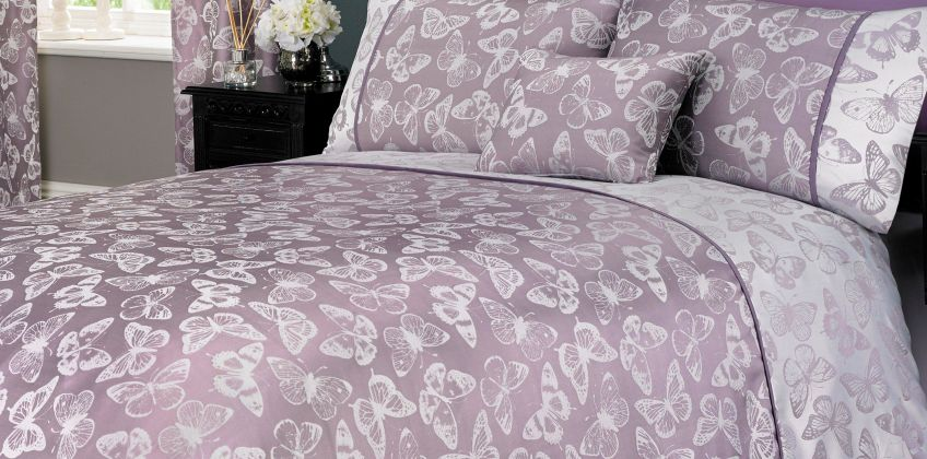 Butterfly Jacquard Filled Boudoir Cushion from Studio