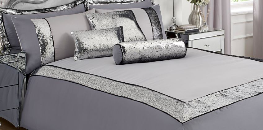 Radiance Sparkle Pillowshams from Studio