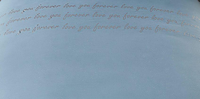 Love You Forever Duvet Set from Studio