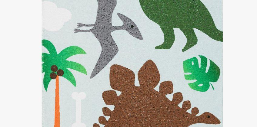 Personalised Dinosaur Towel from Studio