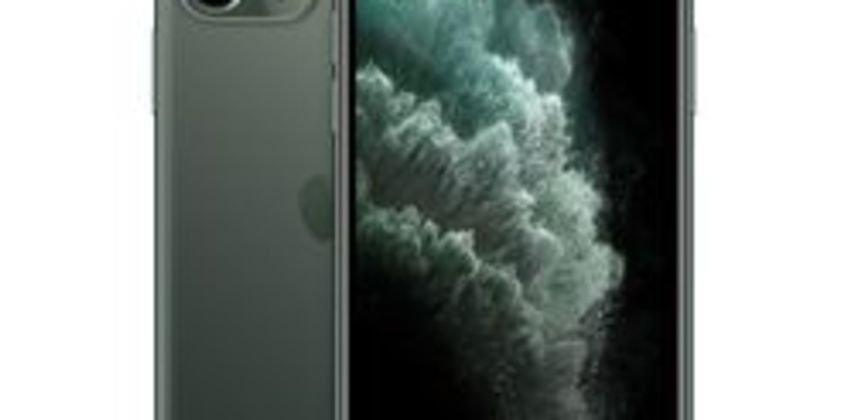 iPhone 11 Pro - 64 GB, Midnight Green from Currys