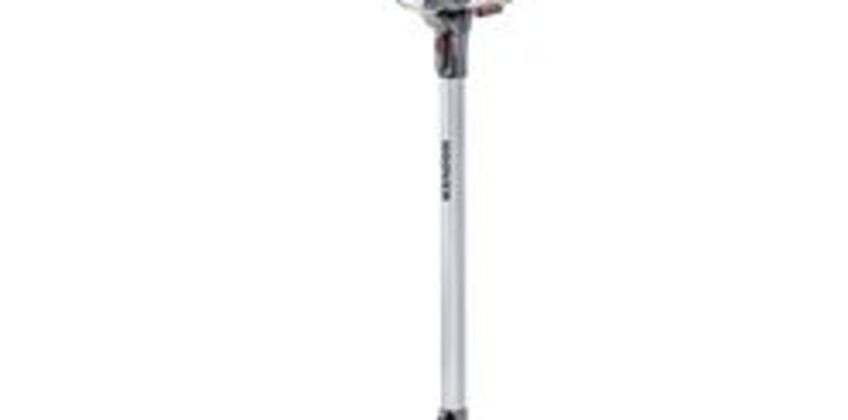 Discovery DS22G Cordless Vacuum Cleaner - Titanium & Red from Currys