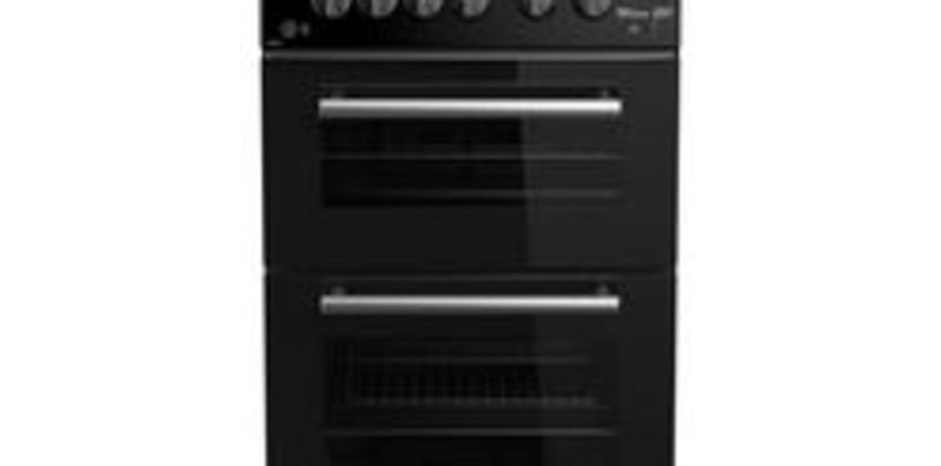 MLB51NDK Gas Cooker - Black from Currys