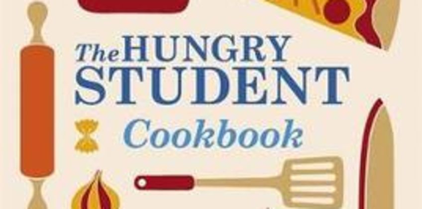 The Hungry Student Cookbook from The Book People