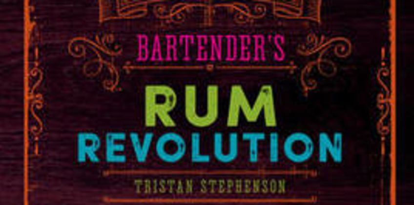 The Curious Bartender's Rum Revolution from The Book People