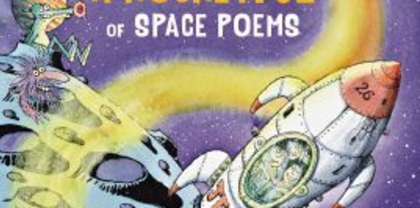 A Rocketful of Space Poems from The Book People