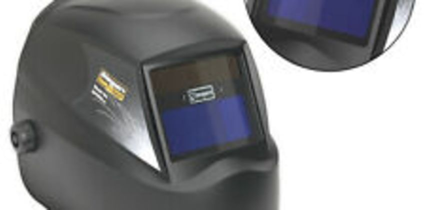Sealey S01000 Shade 11 Solar Powered Auto Darkening Welding Helmet Shade MIG ARC from ebay