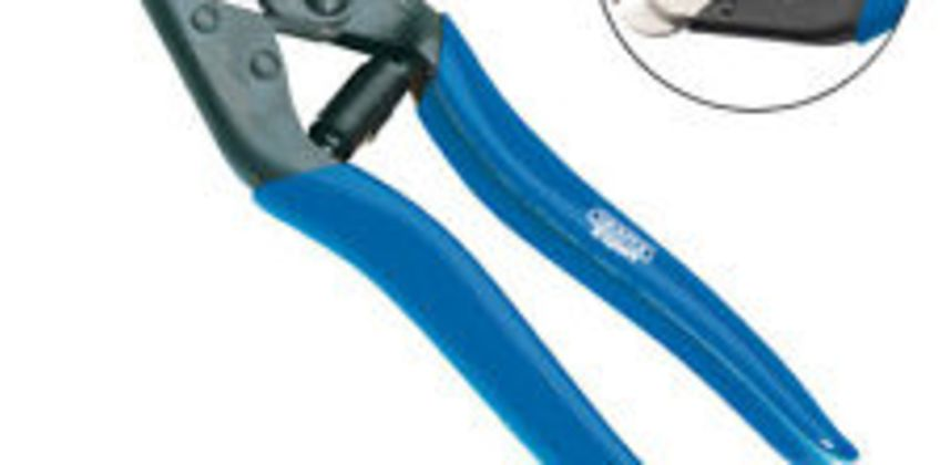 Draper 57768 Spring Steel Wire Rope Cutters Snips Cutting Pliers Tool Quality from ebay