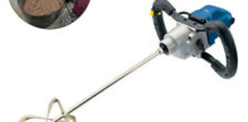 DRAPER 1400Watt Twin Speed Plaster/Plasterers Electric Paddle Mixer 230v from ebay