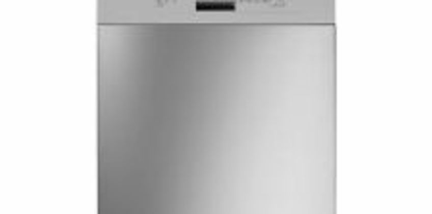 SMEG DFD13E2X Full-size Dishwasher - Stainless Steel & Silver - Currys from ebay