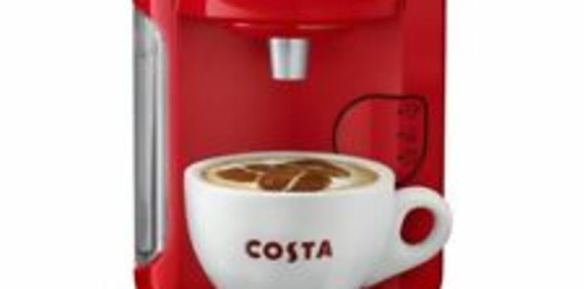 TASSIMO by Bosch Vivy2 TAS1403GB Hot Drinks Machine - Red - Currys from ebay