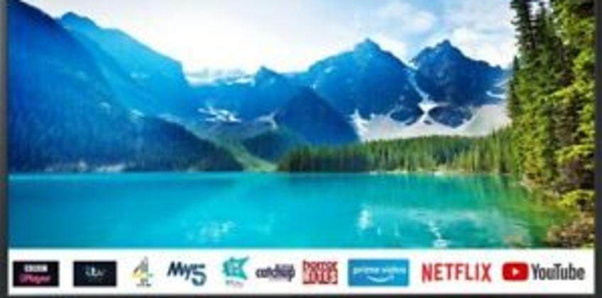 """SHARP 2T-C40BG2KE1FB 40"""" Smart Full HD LED TV - Currys from ebay"""