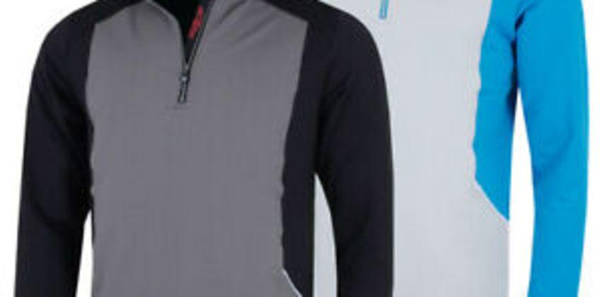 Proquip Mens Tornado Fleece Lined Light Windproof Golf Jacket 57% OFF RRP from ebay