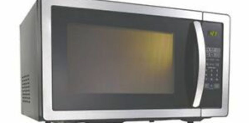 KENWOOD K25MSS11 Solo Microwave - Black & Stainless Steel - Currys from ebay