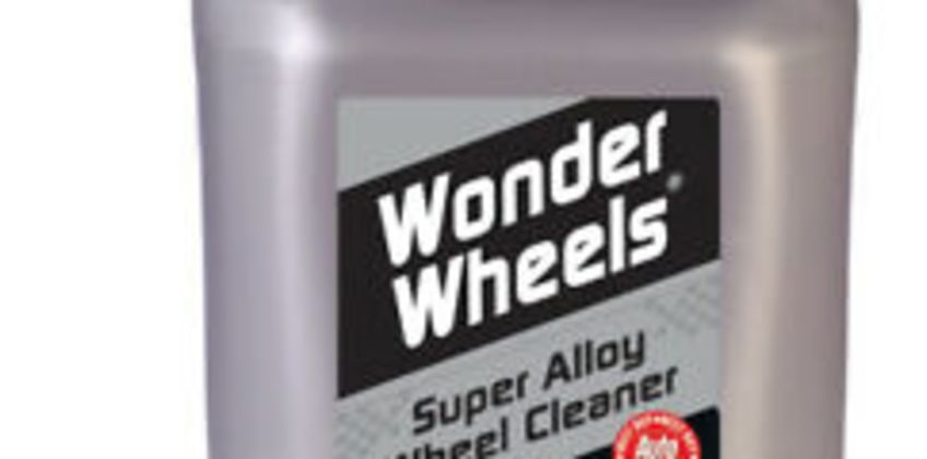 Wonder Wheels WWC005 Super Alloy Wheel Cleaner 5L 5 Litres Dirt Grime Remover from ebay