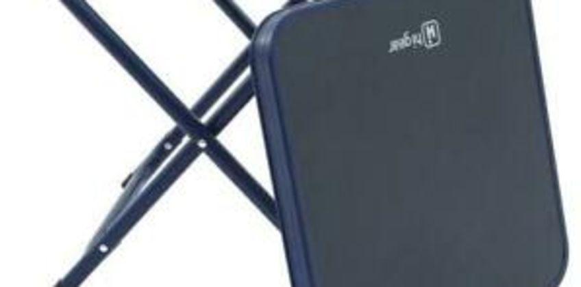 New Hi-Gear Sloan Folding Lightweight Portable Aluminium Camping Stool / Table from ebay