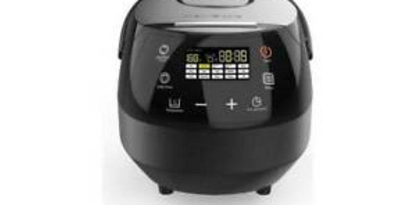 Drew & Cole CleverChef 14-in-1 860 W 3L Digital Multi Cooker  - Charcoal from ebay