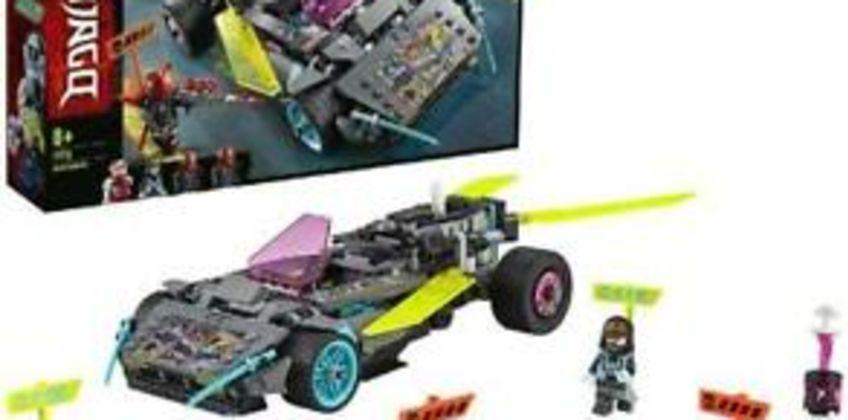 Lego 71710 Ninjago Ninja Tuner Car from ebay