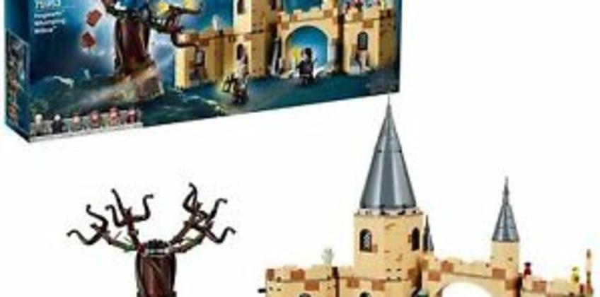 Lego Harry Potter 75953 Hogwart Whomping Willow from ebay