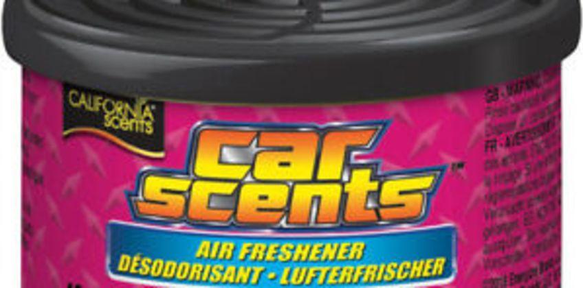 California Scents Coronado Cherry Single Can Car Air Freshener Fragrance x6 from ebay