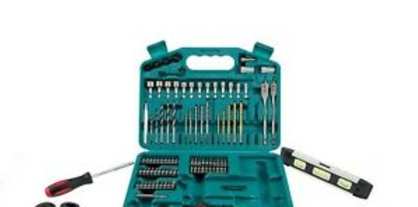 Makita 98C263 Drilling and Driving Bit Set 100pc from ebay