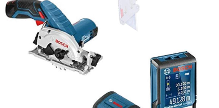 Up to 50% off Bosch Professional Bestsellers from Amazon