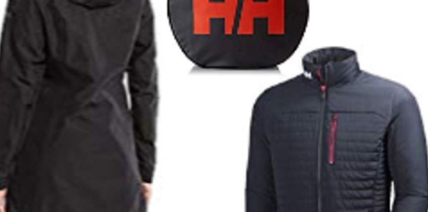 Up to 25% Off Helly Hansen from Amazon