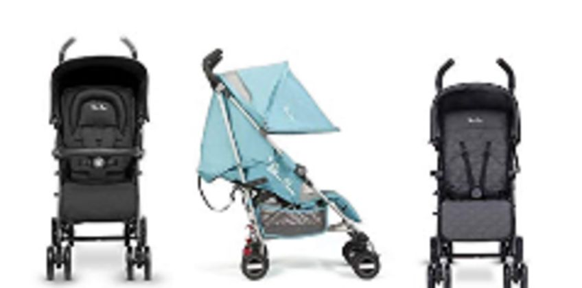 Up to 29% off Silver Cross strollers from Amazon