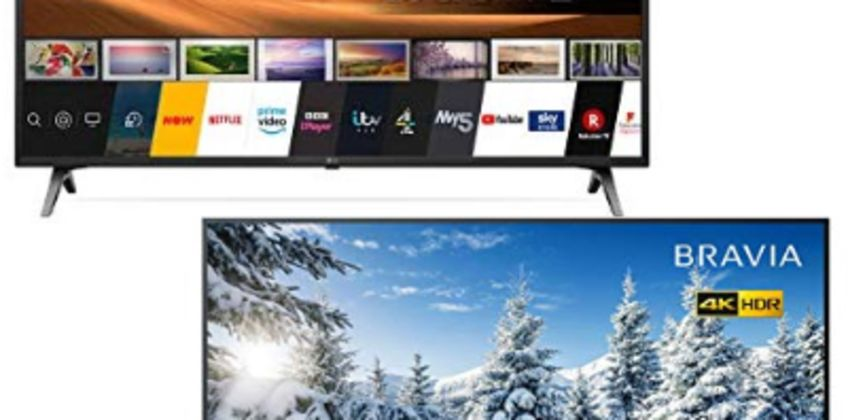 Up to 30% off TVs from LG, Philips, Sony and more from Amazon