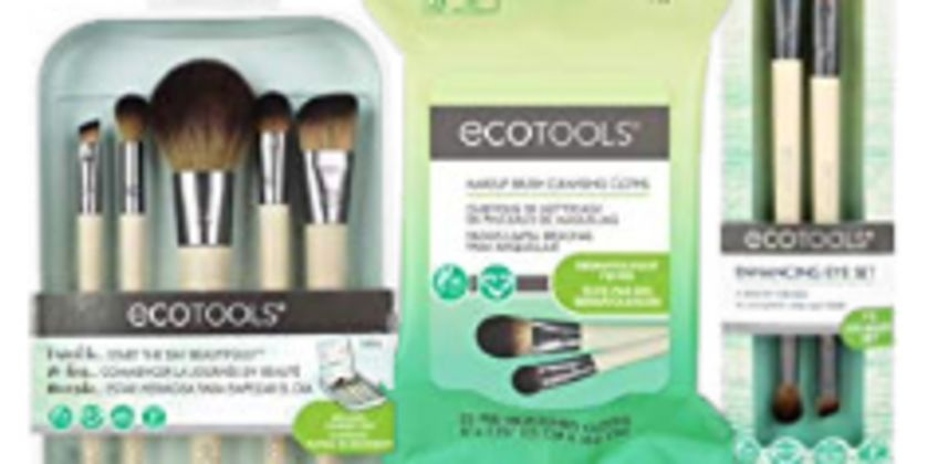 10% off selected EcoTools Makeup Brushes and Accessories from Amazon