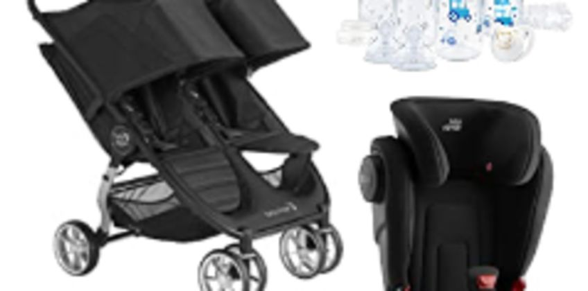 Up to 35% off Baby Jogger Pushchairs, Britax Car Seats and NUK Feeding Products from Amazon