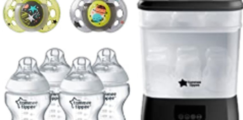 Save up to 20% on a range of Tommee Tippee Products from Amazon