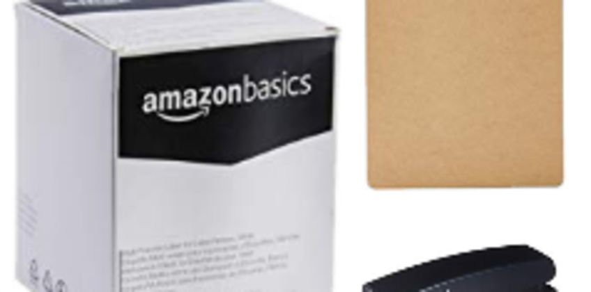 Up to 20% on Office products from AmazonBasics and more from Amazon