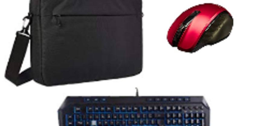 Up to 20% on Computer accessories from AmazonBasics and more from Amazon