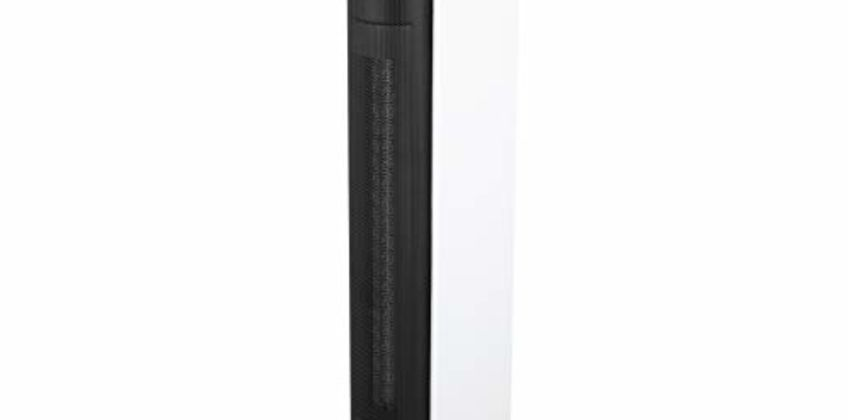 Save on BLACK+DECKER BXSH44004GB Oscillating Ceramic 33 Inch Tower Heater with Remote Control, 2200 W, Black and more from Amazon