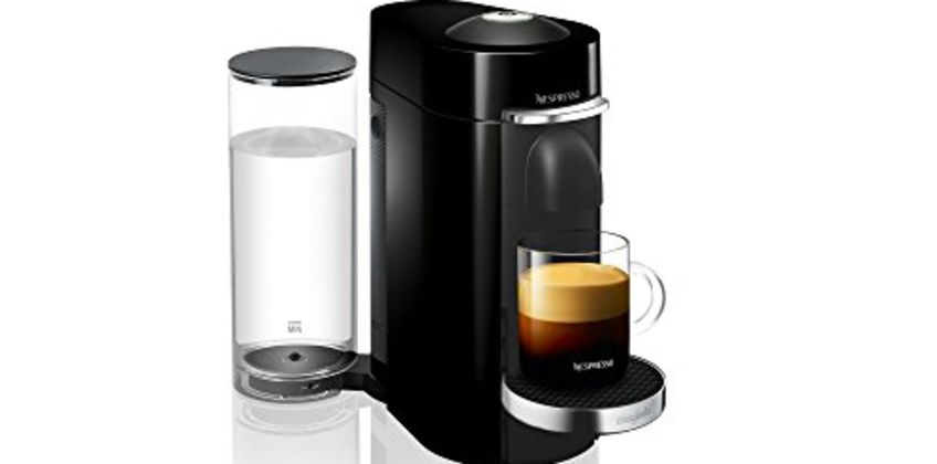 Up to 25% off Nespresso Machines from Amazon