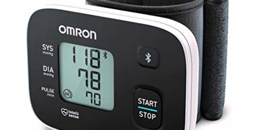 Up to 35% off OMRON Blood Pressure Monitors from Amazon