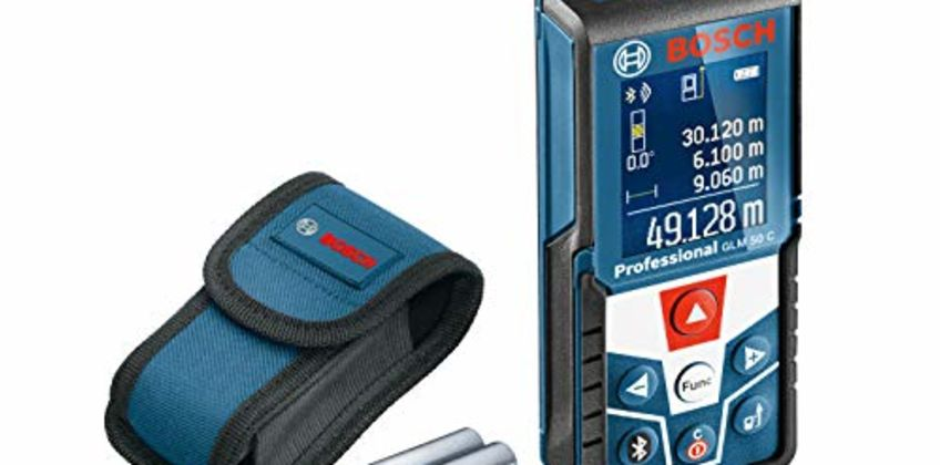 Up to 20% off Bosch Professional Measuring Tools from Amazon