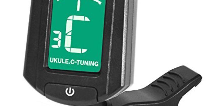 Eno ET 33U Clip-On Ukulele Tuner from Amazon