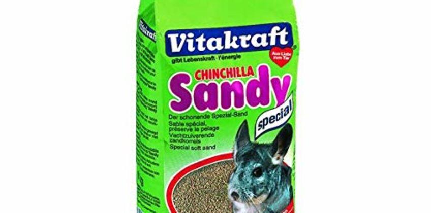 VITAKRAFT CHINCHILLA SANDY 1 KG from Amazon