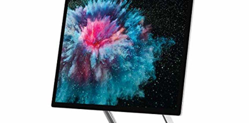 Save on Microsoft Surface Studio 2 desktops from Amazon