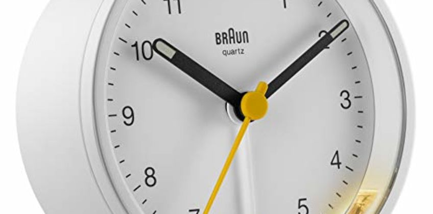 25% off Watches & Clocks by Braun and others from Amazon