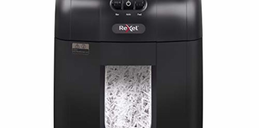 Up to 10% off Rexel Shredders from Amazon