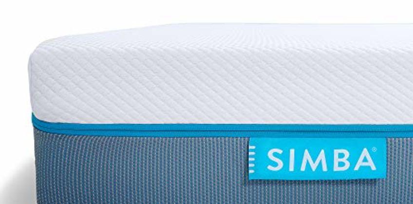 30% off Simba Hybrid Mattresses from Amazon